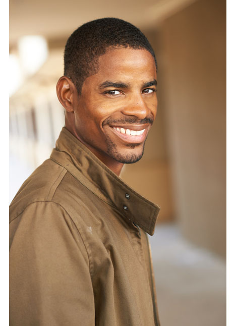 Rayshard Kelley on camera actor commercial print lifestyle model kim dawson agency single grid slide 3