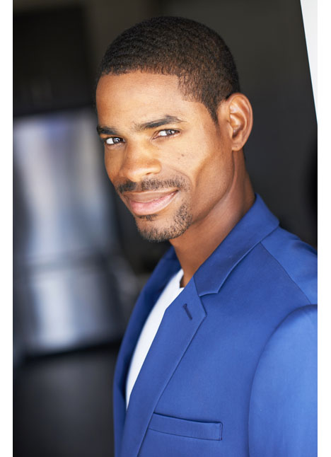 Rayshard Kelley on camera actor commercial print lifestyle model kim dawson agency single grid slide 4