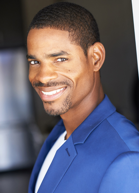Rayshard Kelley on camera actor commercial print lifestyle model kim dawson agency single grid slide 5