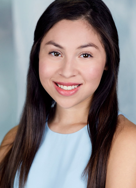 Clarissa Rodriguez on camera actor kim dawson agency board thumbnail