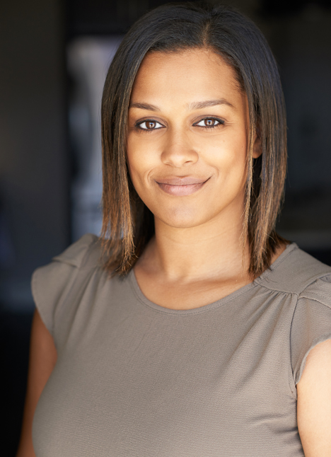 Saba Brown on camera actor commercial print lifestyle model kim dawson agency