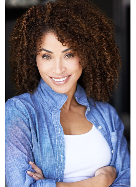 Tifany Cheatham on camera actor commerial print lifestyle model dallas Texas kim dawson agency single grid slide 9