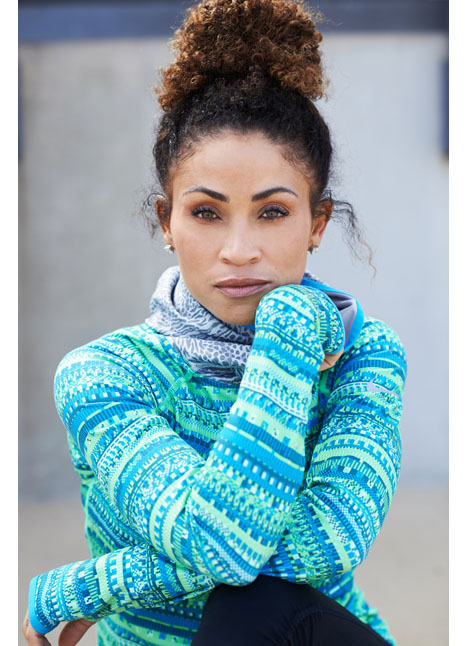 Tifany Cheatham on camera actor commerial print lifestyle model dallas Texas kim dawson agency single grid slide 8