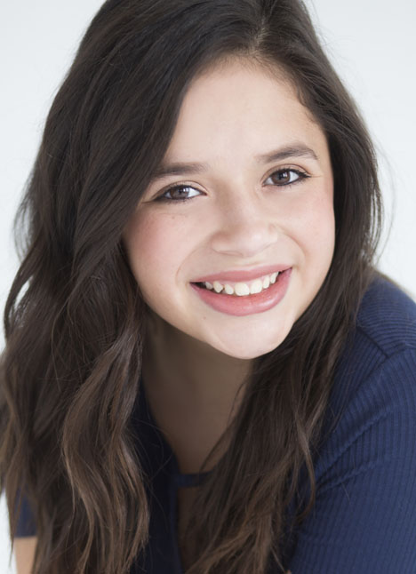 Cammie Quinones on camera actor kim dawson agency