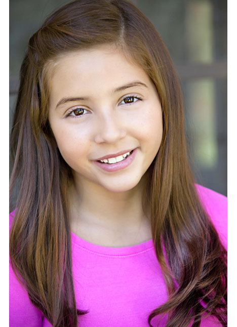 Maya Delgado on camera actor dallas texas kim dawson agency board thumbnail