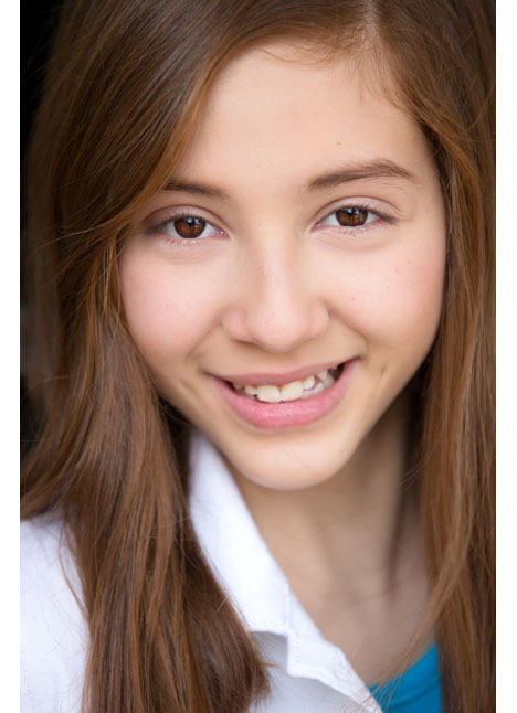 Maya Delgado on camera actor kim dawson agency board thumbnail