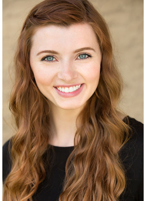 McKenna Yowell on camera actress Kim Dawson Agency board thumbnail