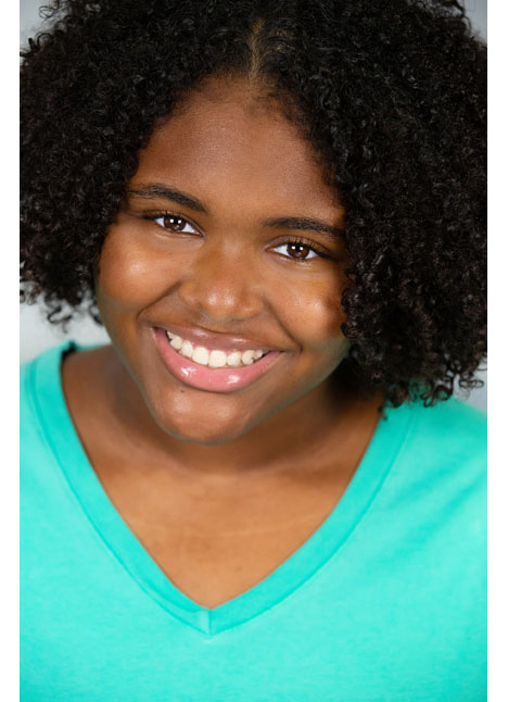 Elle Chavis on camera actor kim dawson agency board thumbnail