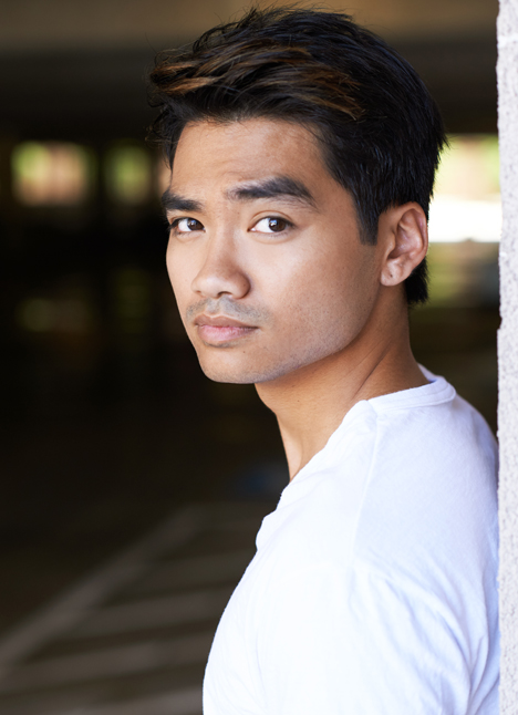 Michael Nguyen on camera actor lifestyle commercial print model kim dawson agency single grid slide 3