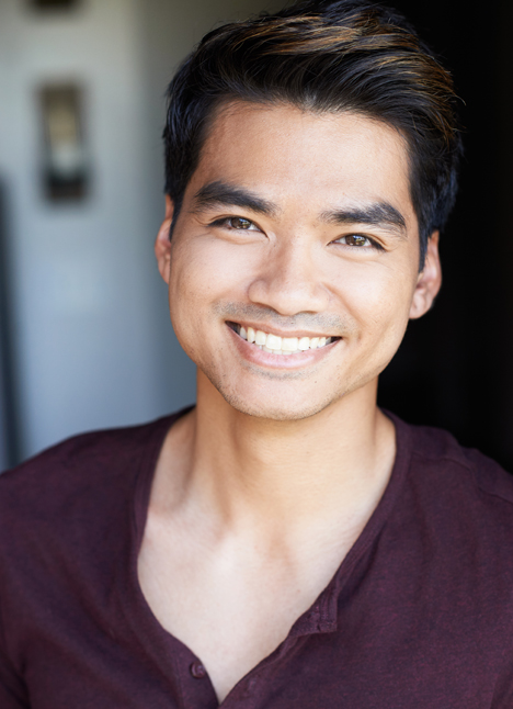 Michael Nguyen on camera actor lifestyle commercial print model kim dawson agency single grid slide 2