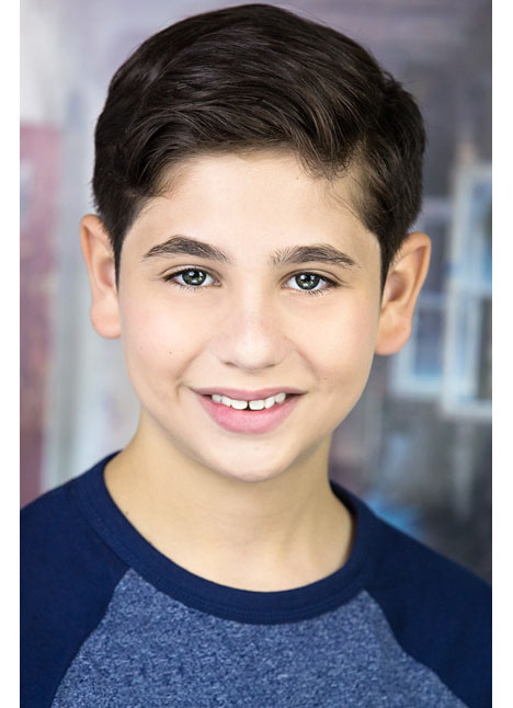 Ethan Bernardini on camera actor dallas texas kim dawson agency board thumbnail
