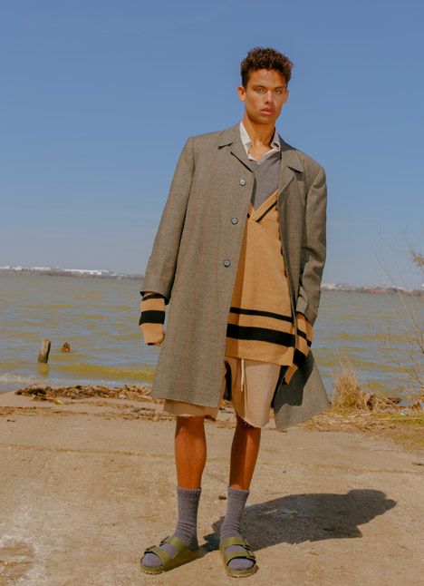 Cassius Simpson fashion model dallas texas kim dawson agency single grid slide 1