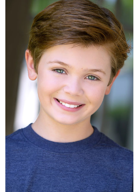 Korbin Marum on camera actor kim dawson agency board thumbnail