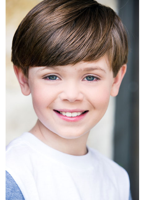 Korbin Marum on camera actor dallas texas kim dawson agency board thumbnail