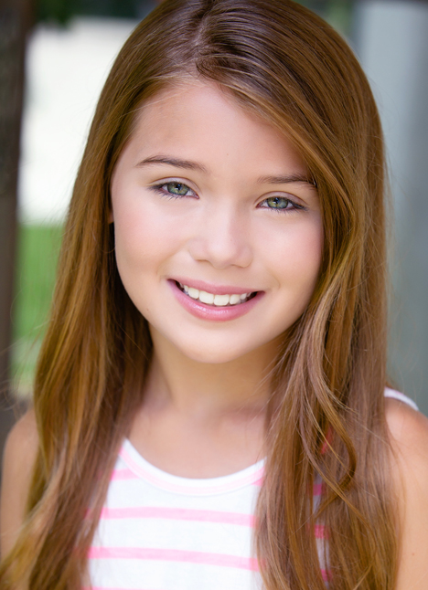 Reagan Marum on camera actor kim dawson agency