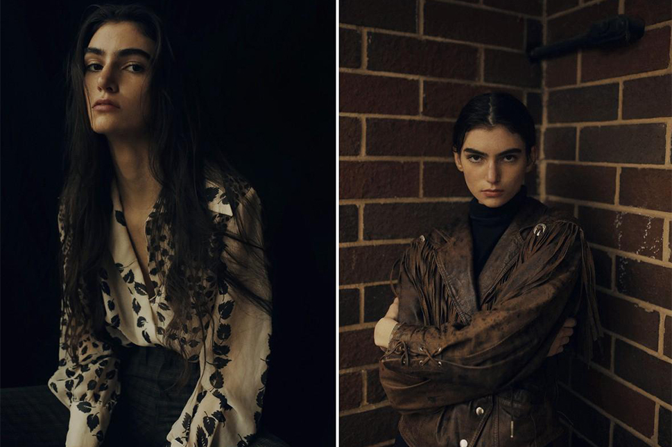 Marisa Harbert fashion model kim dawson agency single grid slide 2
