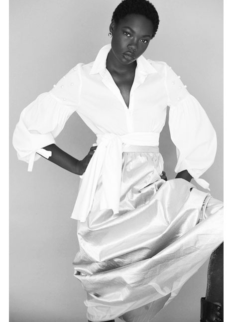 E'Myah Jones fashion model dallas texas kim dawson agency single grid slide 20