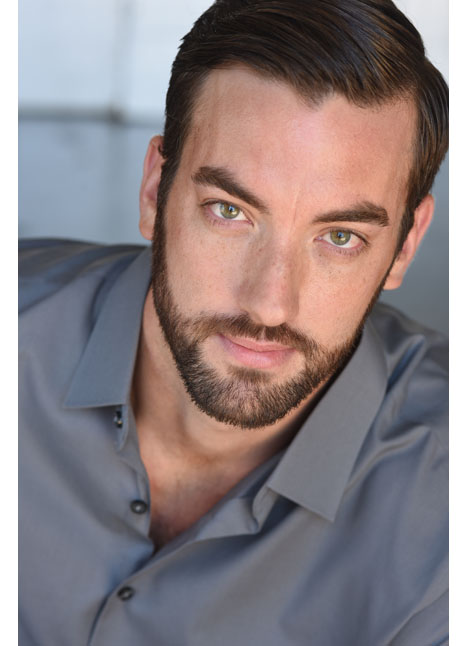 Dustin Smith on camera actor dallas texas kim dawson agency