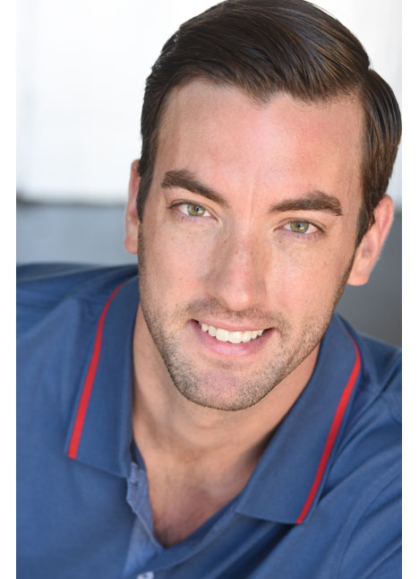 Dustin Smith on camera actor dallas texas kim dawson agency board thumbnail