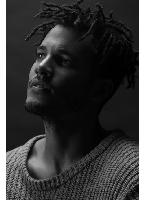 Trey Anderson fashion model kim dawson agency single grid slide 10