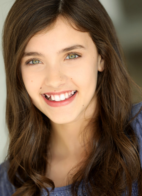 Avary Anderson on camera actor kim dawson agency board thumbnail