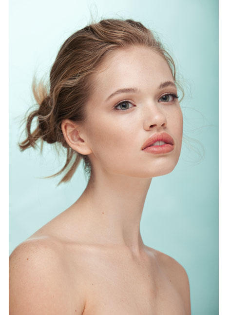 Jo Franco hair makeup artist dallas texas kim dawson agency single grid slide 21