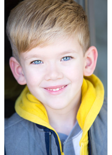 Cooper Carter on camera actor dallas texas kim dawson agency board thumbnail