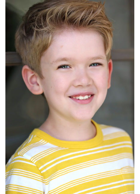 Cooper Carter on camera actor kim dawson agency board thumbnail