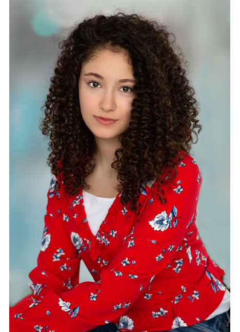 Liana Karkabi on camera actor kim dawson agency