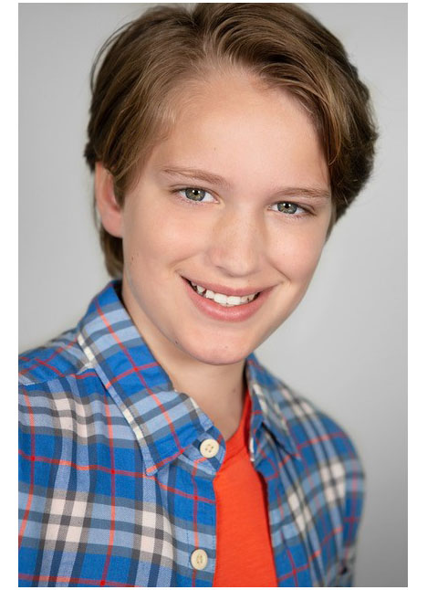 Nathan Strickler on camera actor dallas texas kim dawson agency board thumbnail