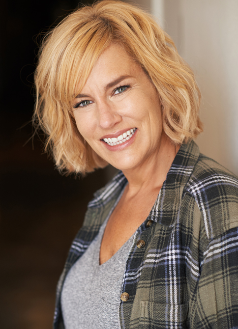 Diane Worman on camera actor commercial print lifestyle model kim dawson agency single grid slide 3