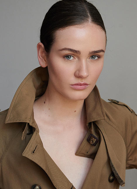 Ella Rose fashion model kim dawson agency single grid slide 7