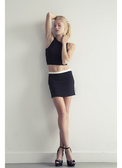 Jess Adamson fashion model kim dawson agency single grid slide 3
