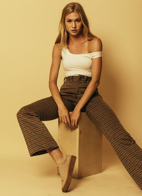 Jess Adamson fashion model kim dawson agency single grid slide 4