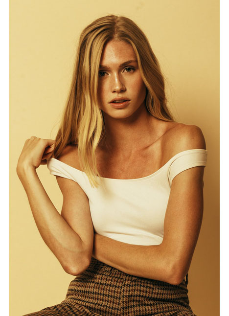 Jess Adamson fashion model kim dawson agency single grid slide 5