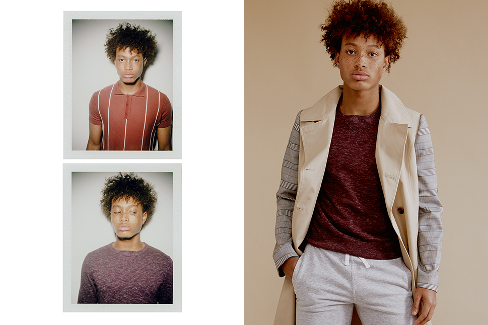 Edward Ramirez fashion model kim dawson agency single grid slide 5
