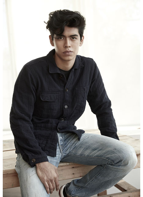 Luis Morales fashion model kim dawson agency single grid slide 4