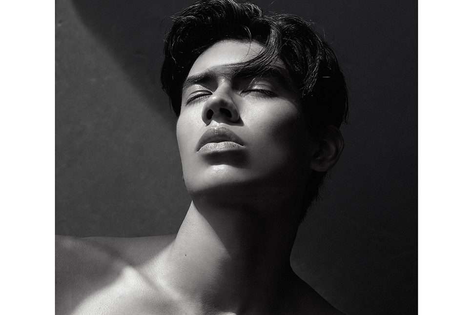 Luis Morales fashion model kim dawson agency single grid slide 11
