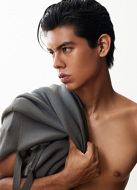 Luis Morales fashion model kim dawson agency single grid slide 2