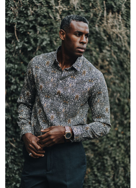 Alan Brockington fashion model kim dawson agency single grid slide 5