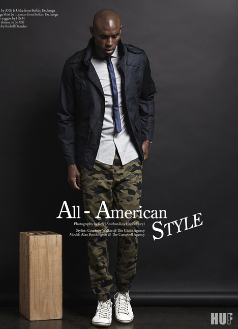 Alan Brockington fashion model kim dawson agency single grid slide 9
