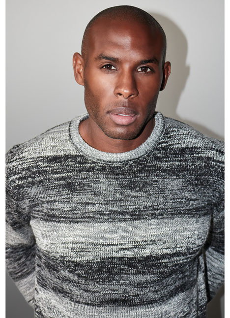 Alan Brockington fashion model kim dawson agency single grid slide 16