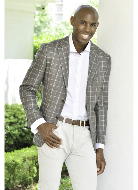 Alan Brockington fashion model kim dawson agency single grid slide 7