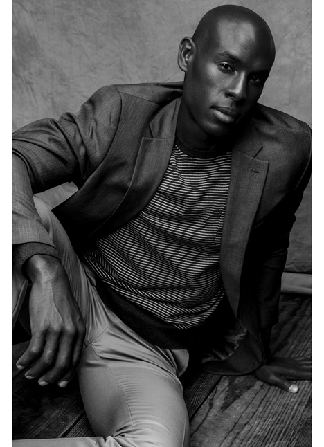 Alan Brockington fashion model kim dawson agency single grid slide 11