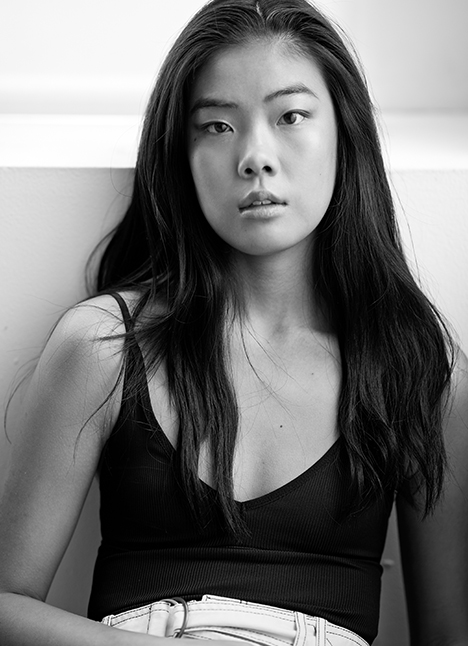 Ashley Wang fashion model kim dawson agency single grid slide 3