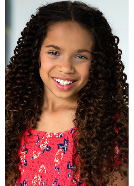 McKenzy Dodson on camera actor kim dawson agency board thumbnail
