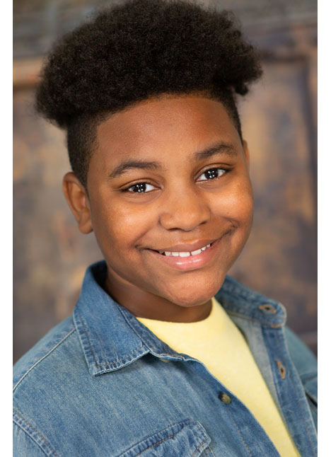 Johari Turner on camera actor kim dawson agency board thumbnail