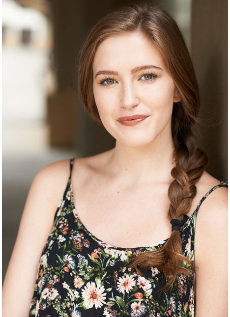 Lily O'Neal on camera actor commercial print lifestyle model kim dawson agency
