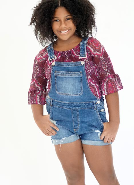 Sa'maj Barrett on camera actor kim dawson agency