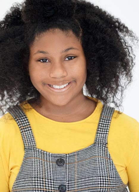 Sa'maj Barrett on camera actor kim dawson agency board thumbnail